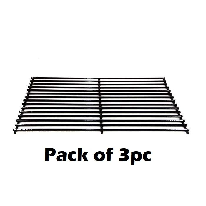 HIGHLAND Cooking Grates - Factory OEM Replacement for OKLAHOMA JOE'S® - Set of 3 - CB884-029 (3)