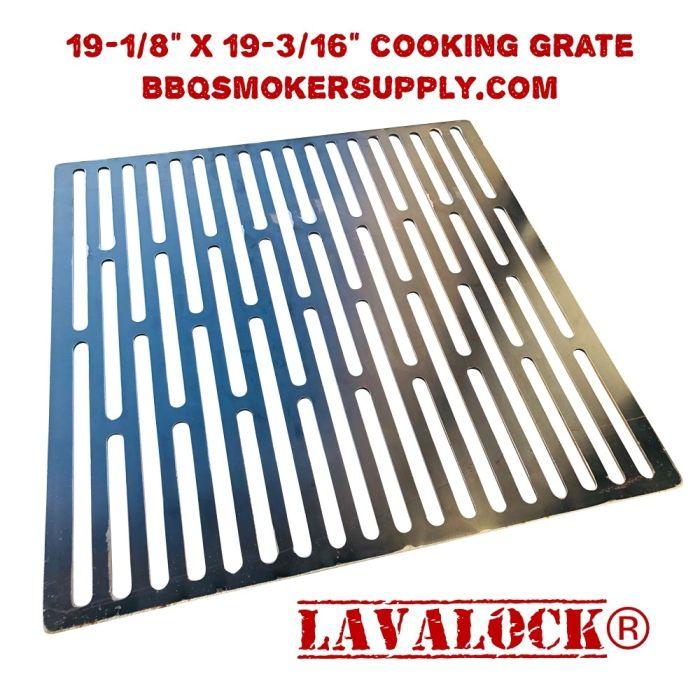 LavaLock® Longhorn Cooking Grates - Heavy Duty Steel