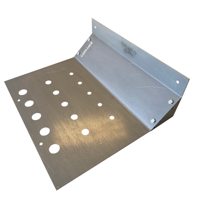 LavaLock® Oklahoma Joe 3 in 1 Horizontal Baffle Plate (Heat Deflector Tuning Plate) FOR 3-1 ONLY