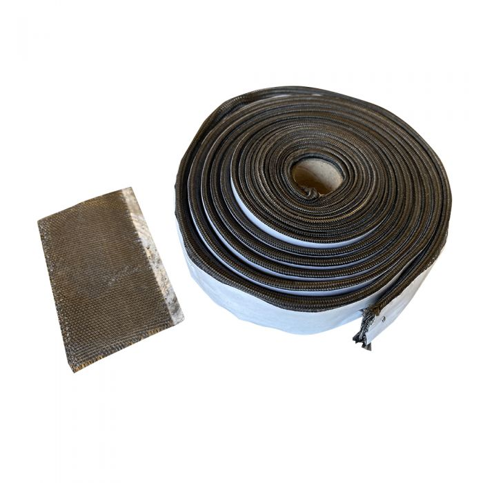 New Wire Mesh Gasket kit for Kamado Joe / BGE - 1-1/4