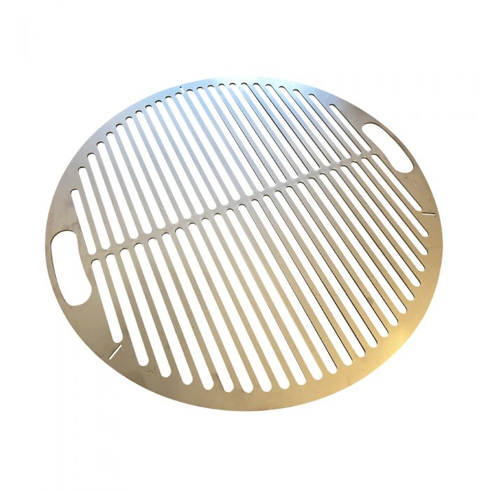 Stainless Steel Grill grate for Weber Kettle or Weber Smokey Mountain 22.5