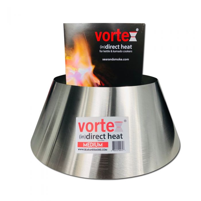 Med. BBQ Vortex™ for Weber Kettle WSM (weber smokey mountain) 22.5 26.75