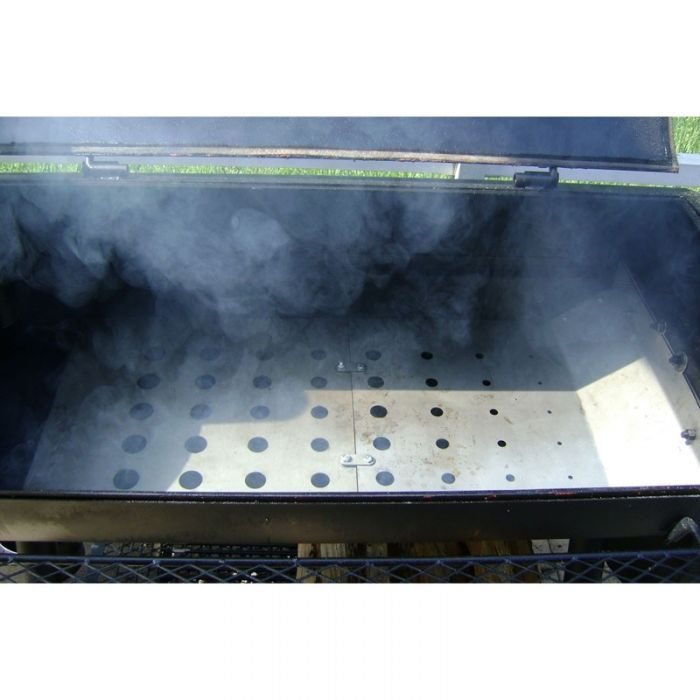 Chargriller COMPETITION PRO™ 8125 Horizontal Baffle Plate (Heat Deflector Tuning) LavaLock®