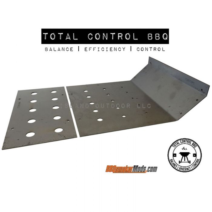 Chargriller Baffle Tuning Plate by Lavalock® (fits most models except duo trio)