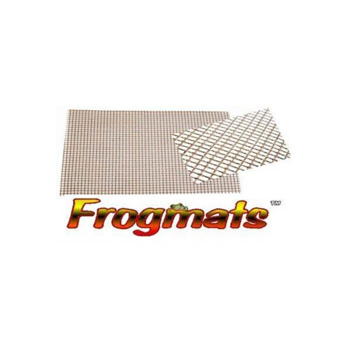 Frogmats (tm) Grilling Mat for Large Big Green Egg 18