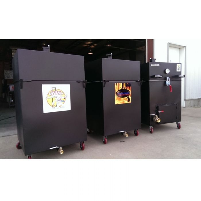 FrankenQube XL by Iron Man Cookers