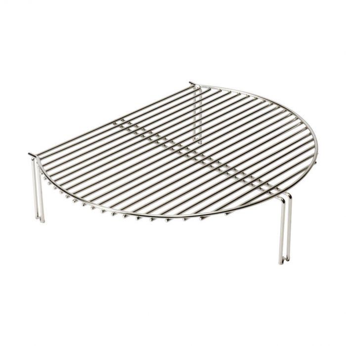 Grill expander for UDS or Kettle (upper rack) 15-1/4 x 12-3/4 x 4