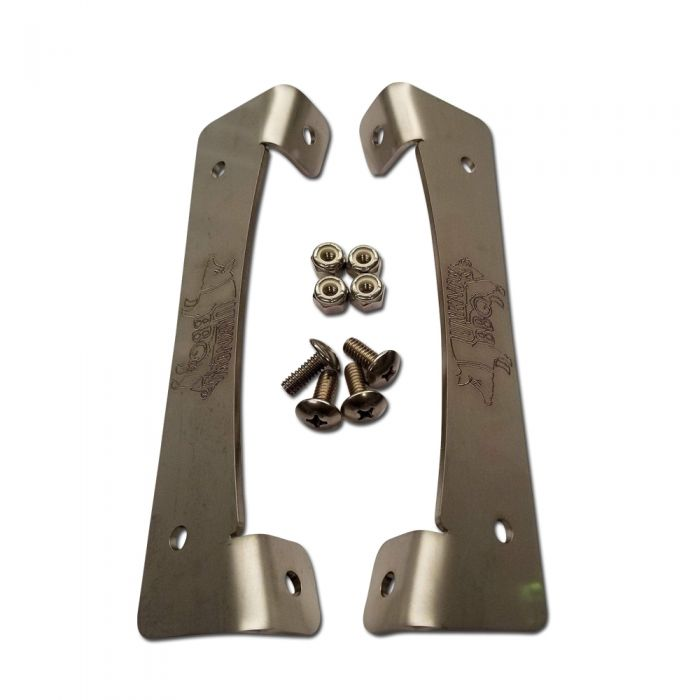 Table Mounting Brackets for Weber Kettle by Unknown BBQ