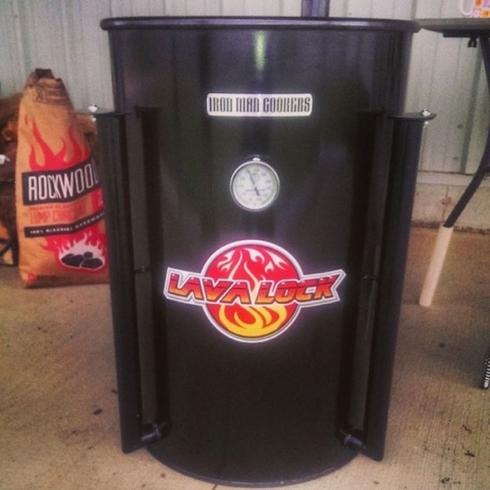 LavaLock® Ugly Drum Smokers (UDS Complete Built Smoker)