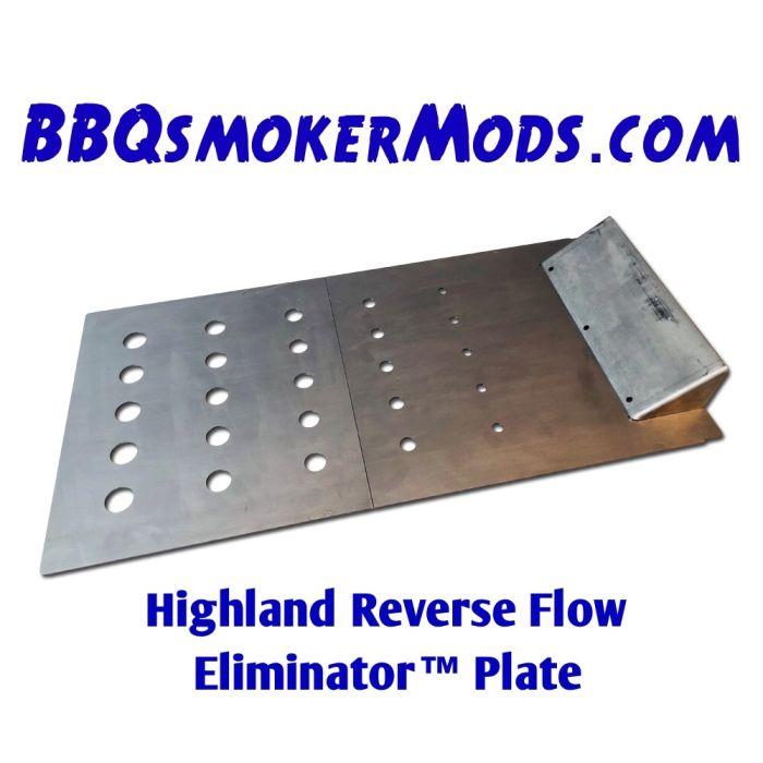 LavaLock® Highland REVERSE FLOW Eliminator™ Conversion Baffle Plate w/ holes