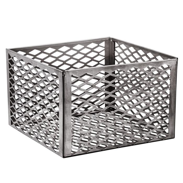Charcoal Basket  for Longhorn Smoker - Stainless - Part # CB053-019