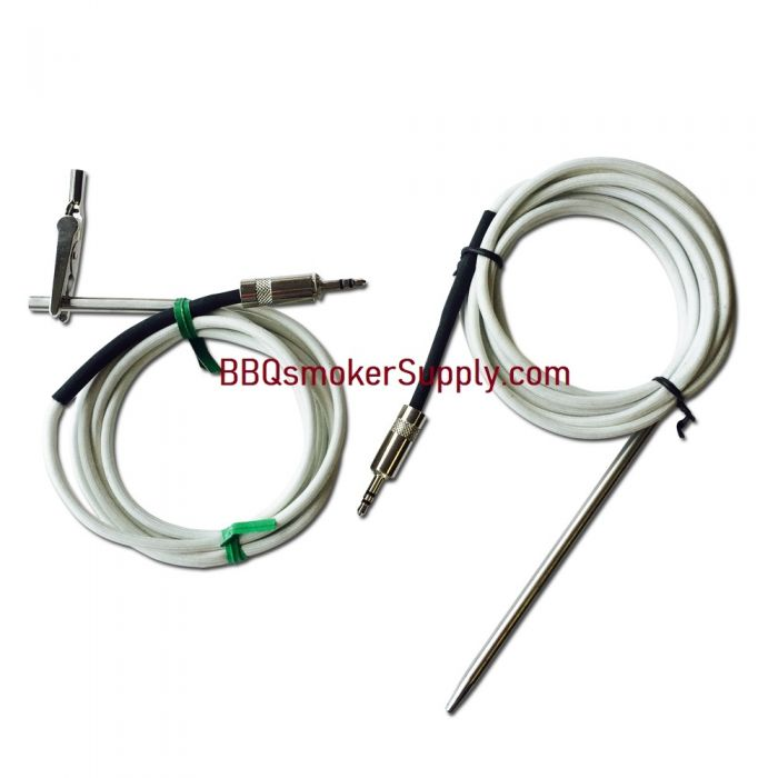 Qmaster Replacement Pit and Meat Probe Kit