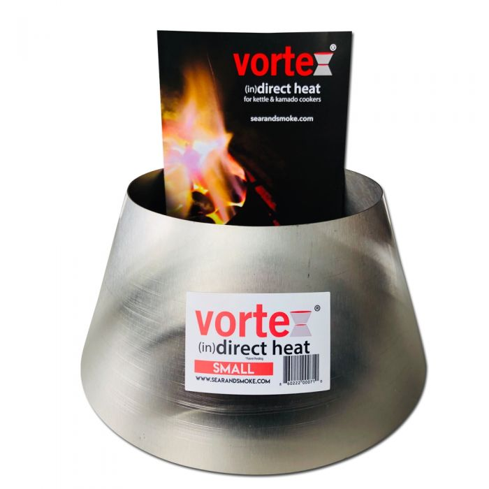 Small BBQ Vortex™ for Big Green Egg or ( med large) lg Kamado