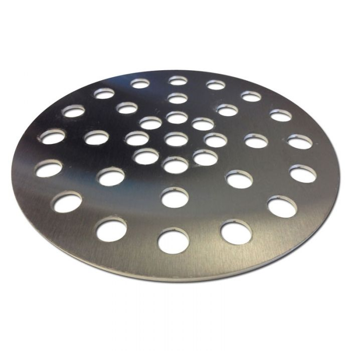 304 Stainless Steel Firegrate for Small, Med, Large, XL Big Green Egg