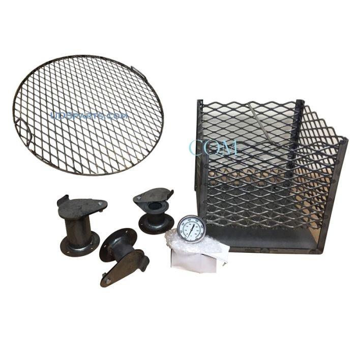 LavaLock® UglyDrum Smoker Complete Parts Kit (UDS)