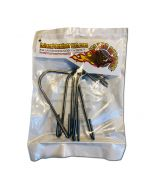 rib hanging hooks meat hook for wsm