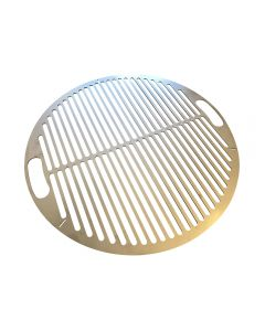 "Stainless Steel Grill grate for Weber Kettle or Weber Smokey Mountain 22.5"" (21.75"" diameter)"