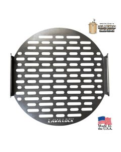 LavaLock® 30 Gallon Drum Cooking Grate, 17.5 in. for 18 inch UDS or 18.5 WSM