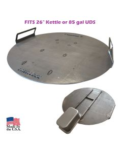 25.5 inch Griddle Plate