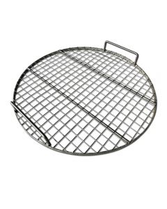 "LavaLock® BBQ Smoker 22"" Cooking Grate - ROUND - Made in USA"